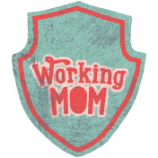 Work Day- Elements- Working Mom