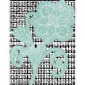 Work Day- Elements Kit- Zentangle Flower 4
