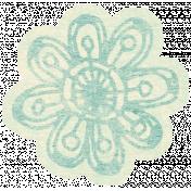 Work Day- Elements Kit- Zentangle Flower 10
