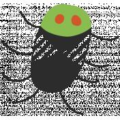 A Bug's Life- Illustrations- Spider