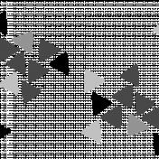 Paper Templates- Triangles- Multicolor 6