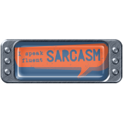 That Teenage Life- Elements- Brad- I speak sarcasm