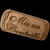 Pour Me A Wine- Elements- Wine Cork 1