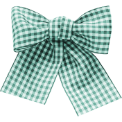 Pour Me A Wine- Elements- Teal Bow