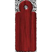 Thankful Harvest- Elements- Wood Shape Tag 1