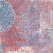 Create Something- Papers- Leaf Gelli 2