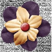 Thankful Harvest- Elements- Flower 01