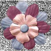 Thankful Harvest- Elements- Flower 02