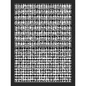Thankful Harvest- Elements- Black Frame