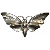 Create Something- Elements- Metal Butterfly