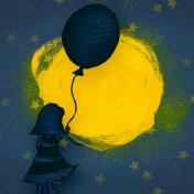 Sweet Dreams- Journal Cards- Sky 4x4