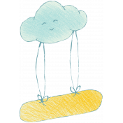 Sweet Dreams- Elements- Cloud