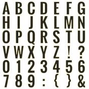 Christmas Day- Elements- Alphabet