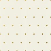Christmas Day- Papers- Gold Polkadots