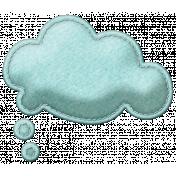 Dream Big Elements Kit- Felt Think Cloud