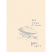 Dream Big Cards Kit- Take Flight