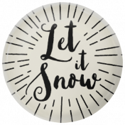 Christmas Day- Elements- Brad- Let It Snow