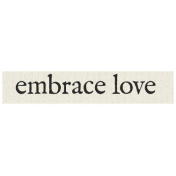 New Years Resolutions- Embrace Love