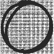 Paint Kit 02- Art Journal Marks- Big Circle 01