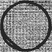 Paint Kit 02- Art Journal Marks- Big Circle 03