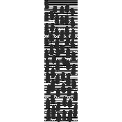 Paint Kit 02- Art Journal Marks- Marker Stripes 33