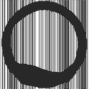 Paint Kit 02- Art Journal Marks- Small Circle 06
