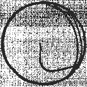 Paint Kit 02- Art Journal Marks- Small Circle 18