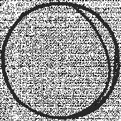 Paint Kit 02- Art Journal Marks- Small Circle 23