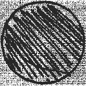Paint Kit 02- Art Journal Marks- Small Circle 24