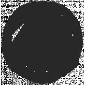 Paint Kit 02- Art Journal Marks- Small Circle 12