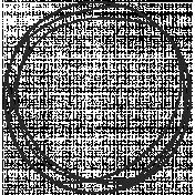 Paint Kit 02- Art Journal Marks- Big Circle 04