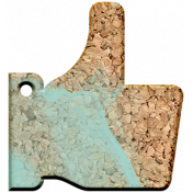 Back To Basics Cork Shapes- Shape 215