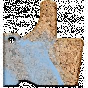 Back To Basics Cork Shapes- Shape 275