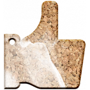Back To Basics Cork Shapes- Shape 410
