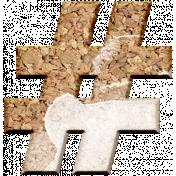 Back To Basics Cork Shapes- Shape 412