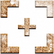 Back To Basics Cork Shapes- Shape 413