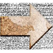 Back To Basics Cork Shapes- Shape 416
