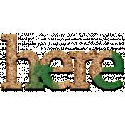 Back To Basics Cork Shapes- Shape 195