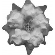 Flowers No.8 Templates- Flower Template 4