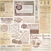 Vintage Collage Sheets- Sheet 2