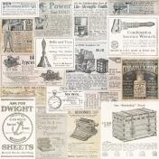 Vintage Collage Sheets- Sheet 4
