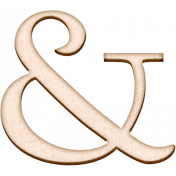 Special Day Elements- Ampersand