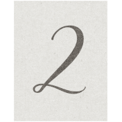 Special Day Elements- Number 2