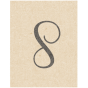 Special Day Elements- Number Eight