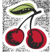 Picnic Day Elements- Cherry 2