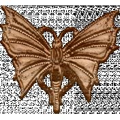 Ramadan- Butterfly