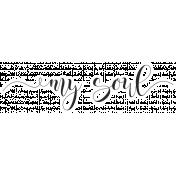 Ramadan- My Soul Sticker