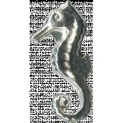 Charms No.3- Seahorse