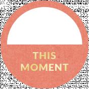 Back To Basics- Everyday Label 86