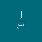 Back to Basics Month Cards- June 69